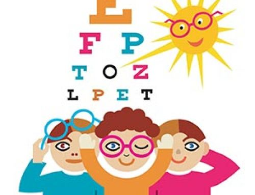 Vision Screening and Your Child's Performance in School